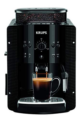 cafetera automática con molinillo para café Krups