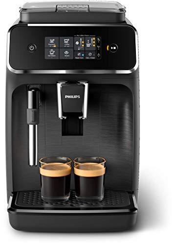cafetera superautomática con molinillo café Philips
