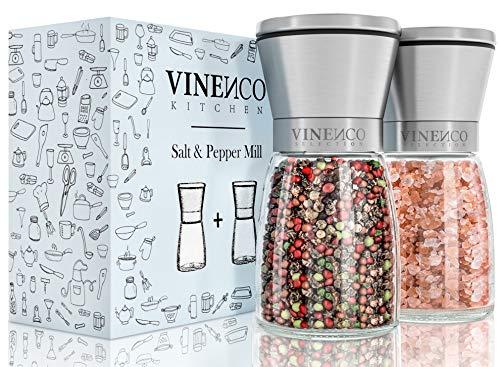 molinillo de sal y pimienta Vinenco
