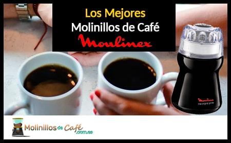 molinillos moulinex de café