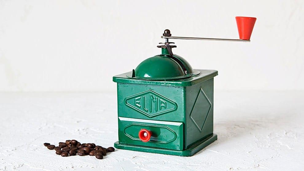 molinillo de café elma viejo