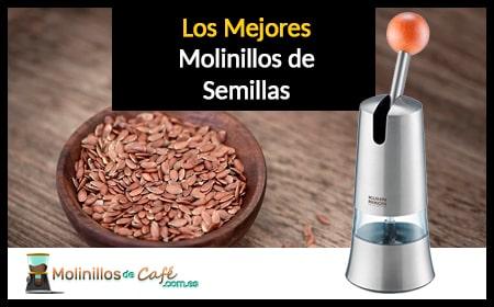 molinillo de semillas