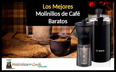 molinillos de café baratos
