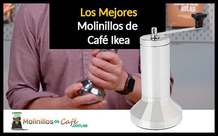 comprar molinillo café Ikea