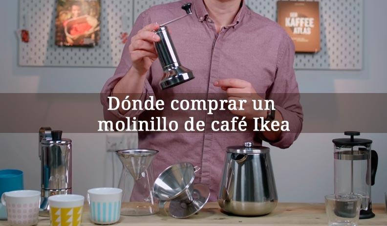 molinillo de café Ikea precio