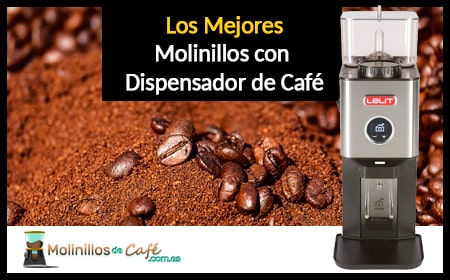 Molinillo de café con dispensador