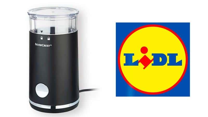 molinillos de café Lidl