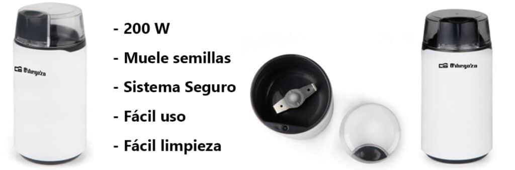 molinillo Orbegozo MO 3200