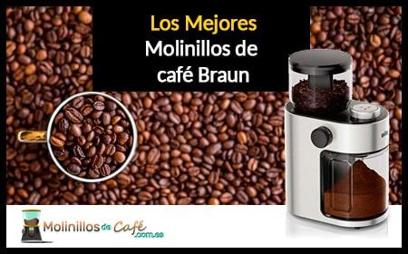 Molinillo café Braun