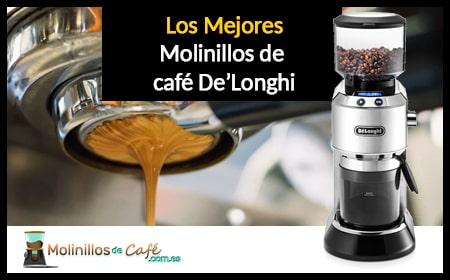 Delonghi molinillo de café